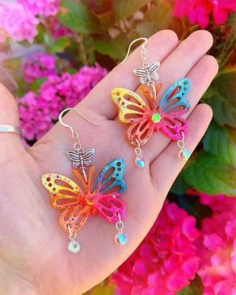 Butterfly Magic ( Rainbow )