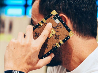 Will the Louis Vuitton iPhone cases be the new fashion must have?