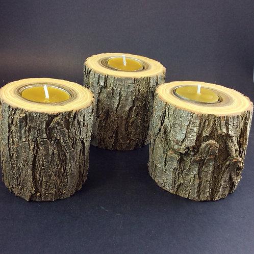 Blackwood and Beeswax Candle