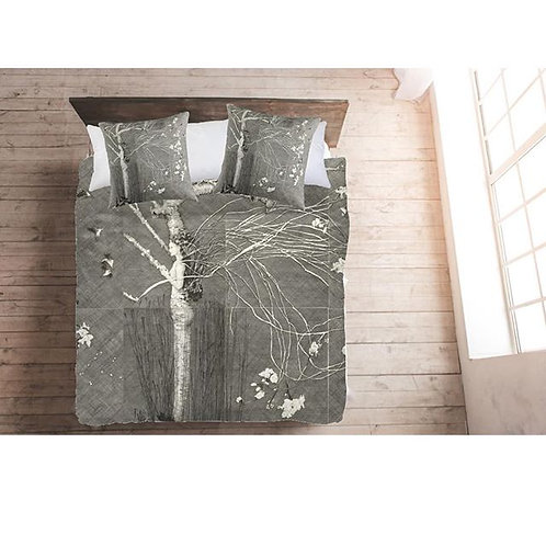 Duvet Cover (only) Featuring The Blossom Tree Woman