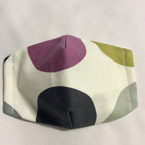 Quality Cotton face mask (spots)