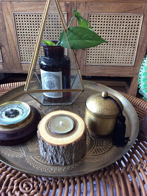 Blackwood and Beeswax Candle (S)