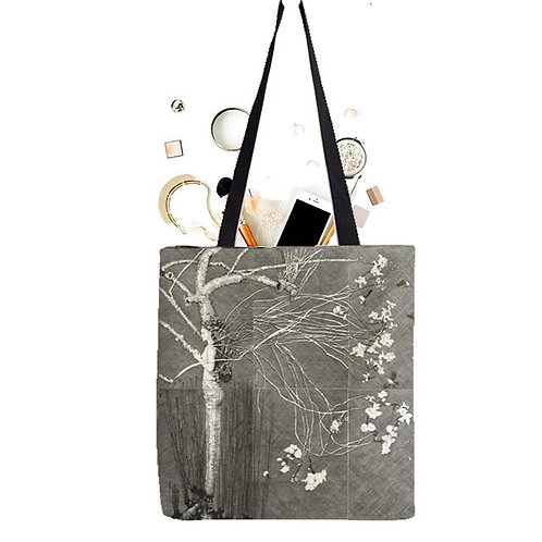 Tote Bag - The blossom Tree Woman