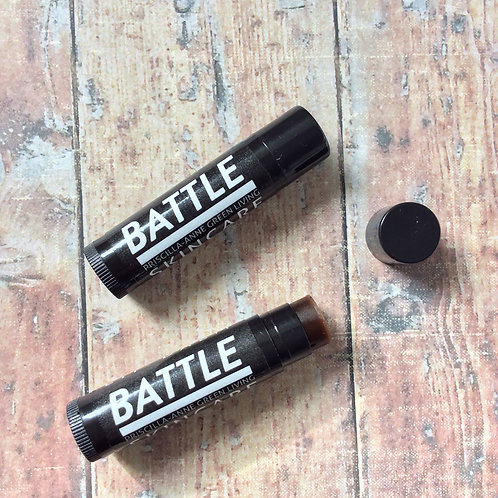 Organic Battle Coffee Lip Balm
