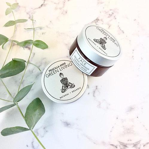 Organic Face Moisturiser with Hempseed Oil