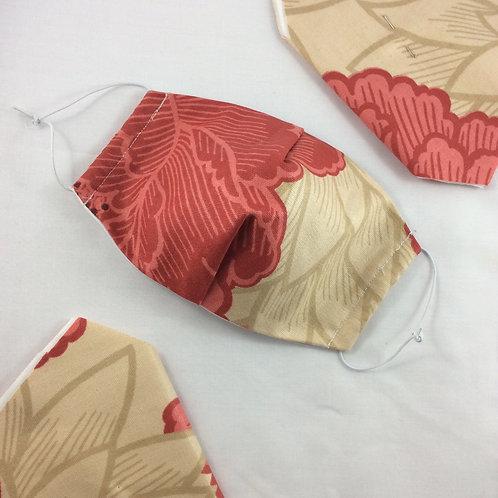 Face mask - Osborne & Little, Upcycled New Designer Fabric (OLQ058)