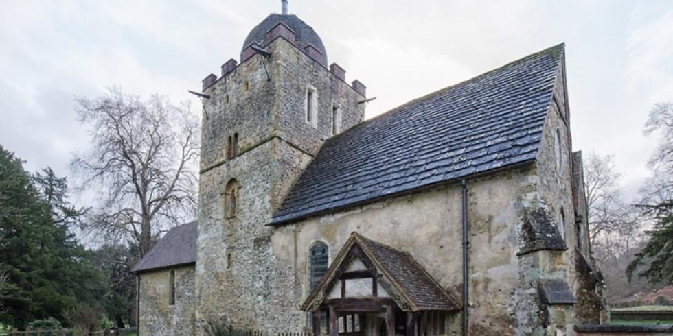 Old Saxon Church