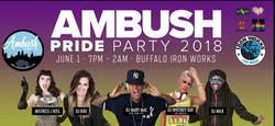 Ambush Pride 2018