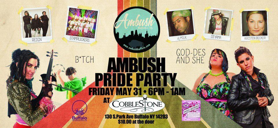 Ambush Pride 2013