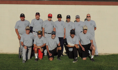 Congratulations to the Gray Team, Manager John Knowles - 2019 TNMT Champs