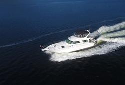 Alaska yacht