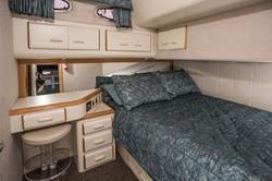 Smaller cabin on yacht