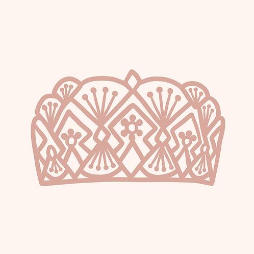 Small Crown Box