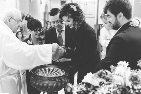 il Battesimo di Giulio