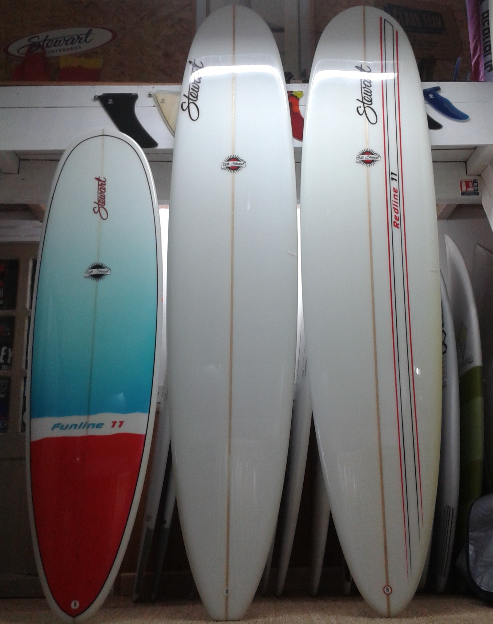 stewart-novafun surf boards