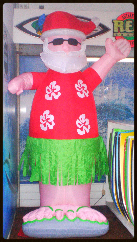 dancing santa nova fun
