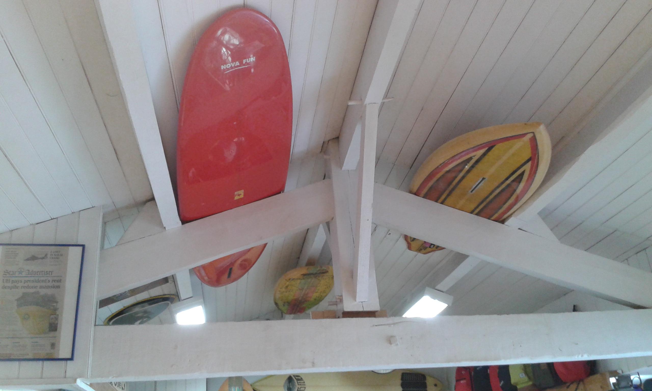 boards on the wall novafun
