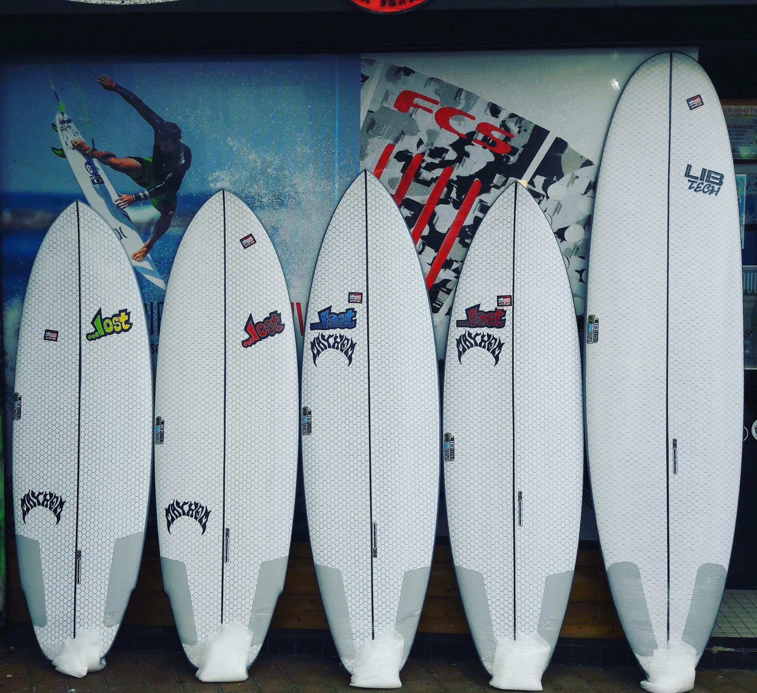 libtech surfboards- novafun