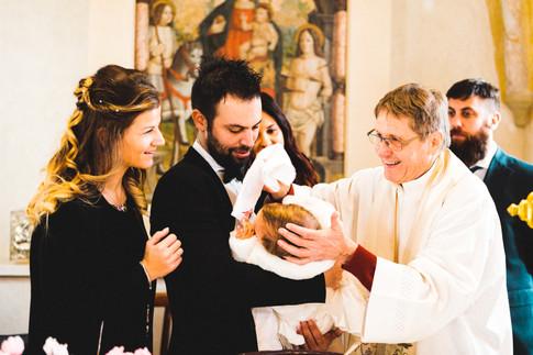 Il Battesimo di Mia
