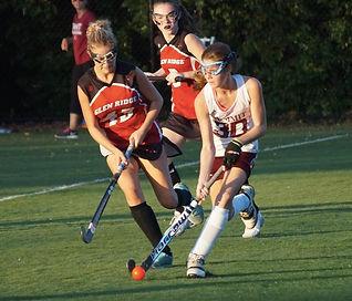 Summit High School Field Hockey Player