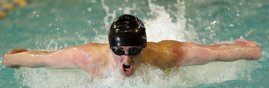 Summit High School swimmer