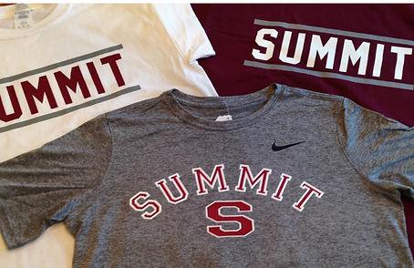 Summit High School T-shirts