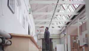 Mohammed Ali aka Aerosolali - still from video