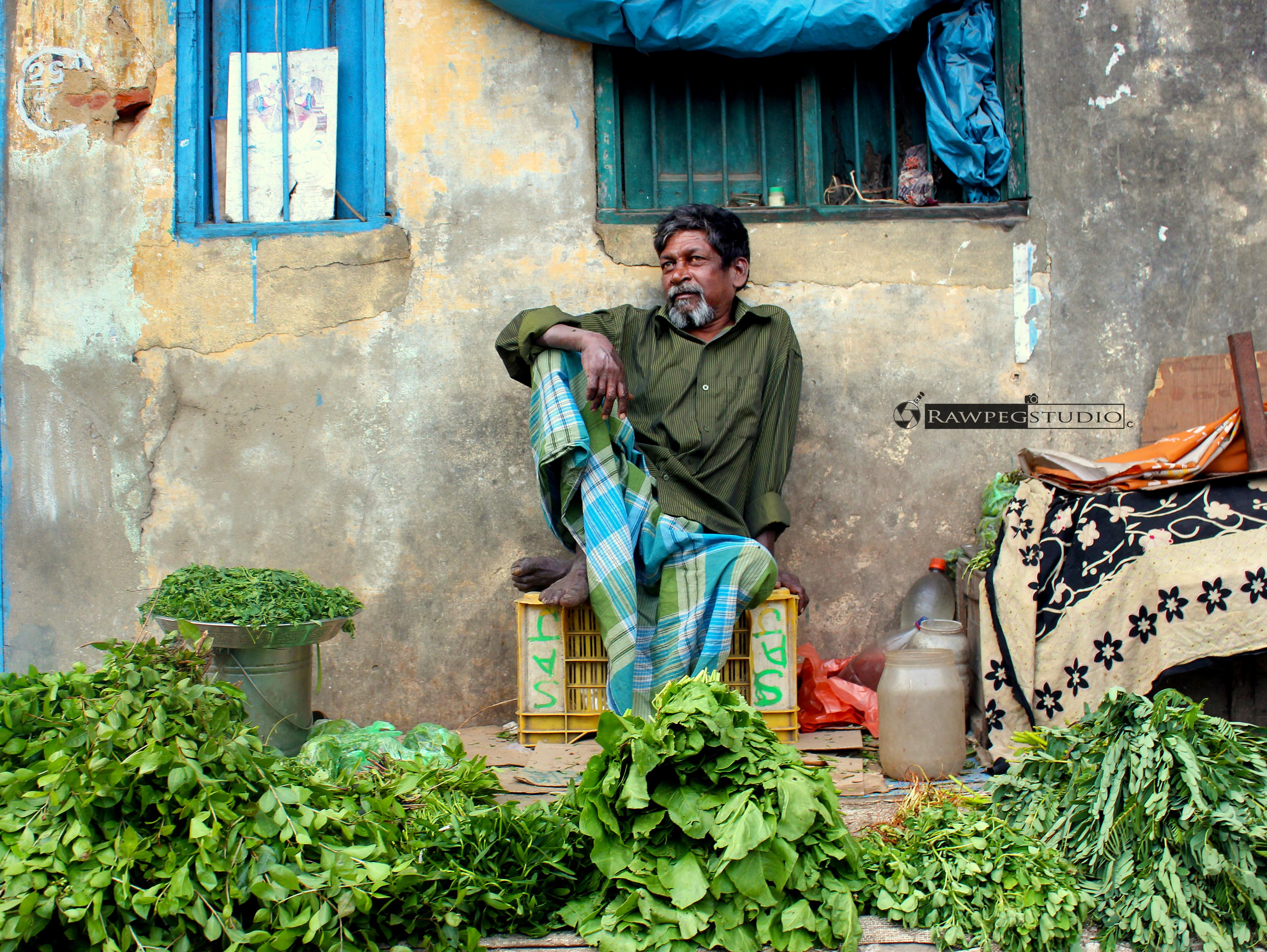#rawpegstudio#india#groceryman