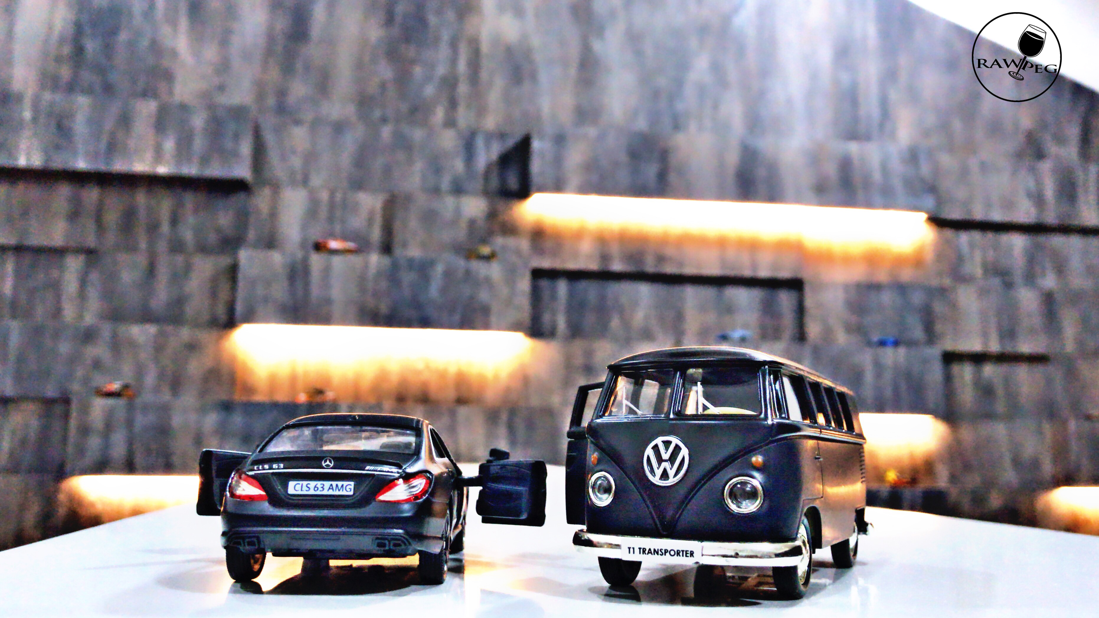 #rawpegstudio#scalemodels#benz#vw