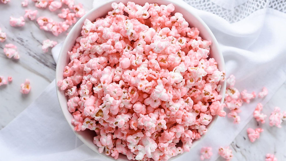 Strawberry Popcorn / Lost & Found Farm