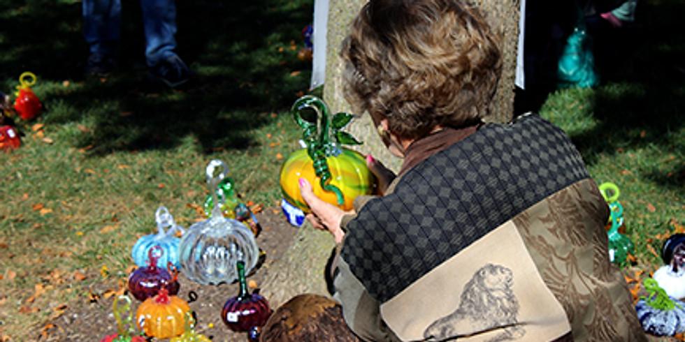 11th annual Great Glass Pumpkin Patch