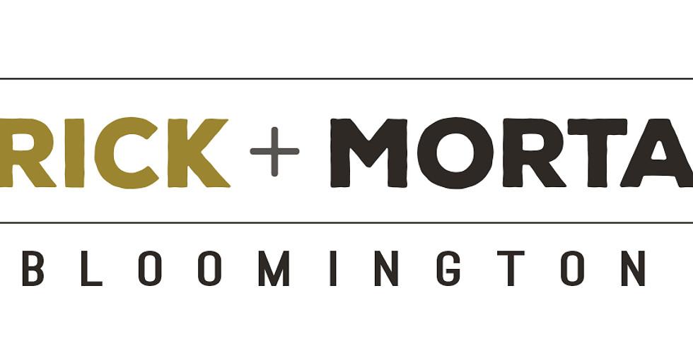 Brick + Mortar Meeting