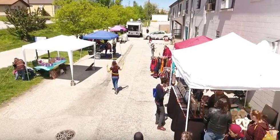 Artisan Alley Community Market