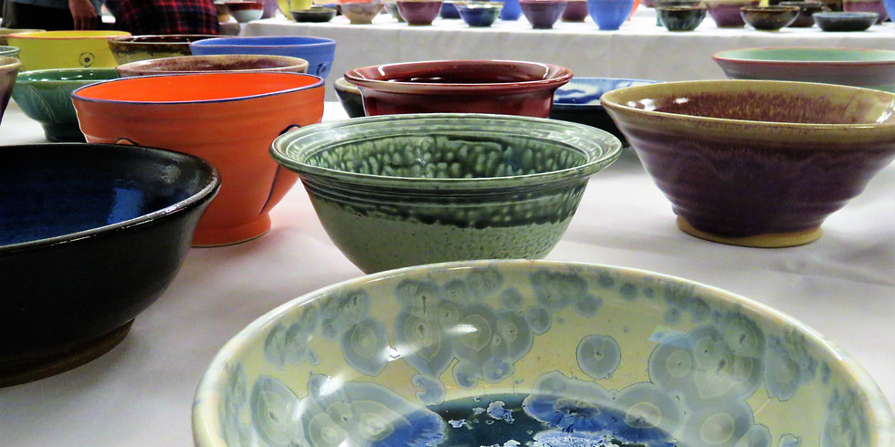 Hoosier Hills Food Bank Soup Bowl