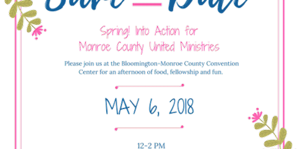 Monroe County United Ministries Spring Luncheon & Auction