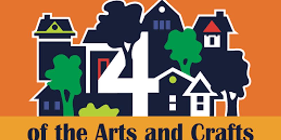Fourth Street Art Festival
