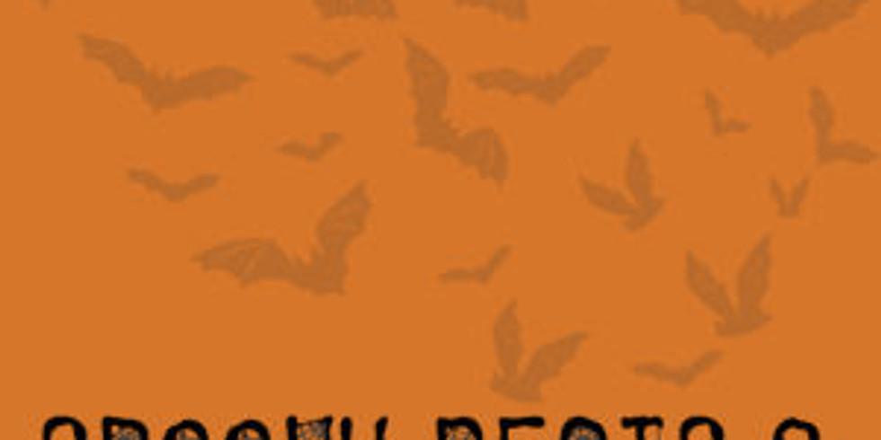 Spooky Beats & Movie Treats
