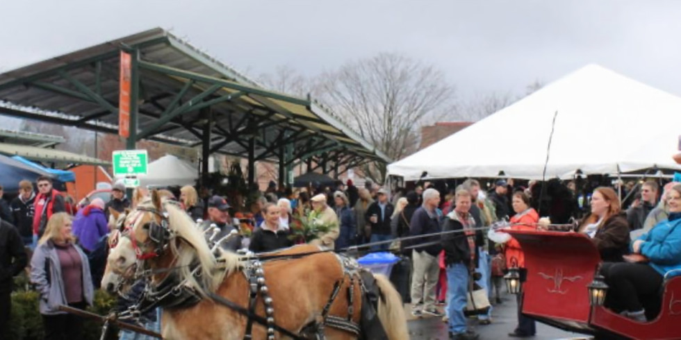 17th Annual Bloomington Holiday Market