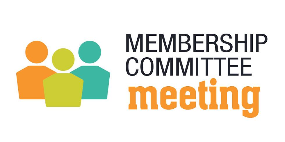 DBI Membership Committee Meeting