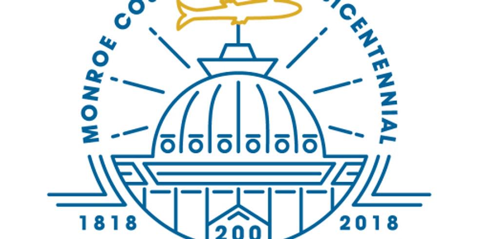 200th Birthday of Monroe County