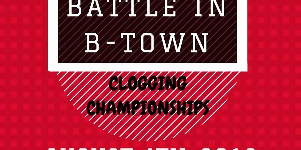 Battle in B-town Clogging Championships