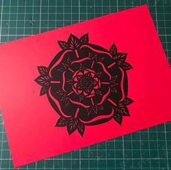 Lancashire Rose 🌹 _A unique commission