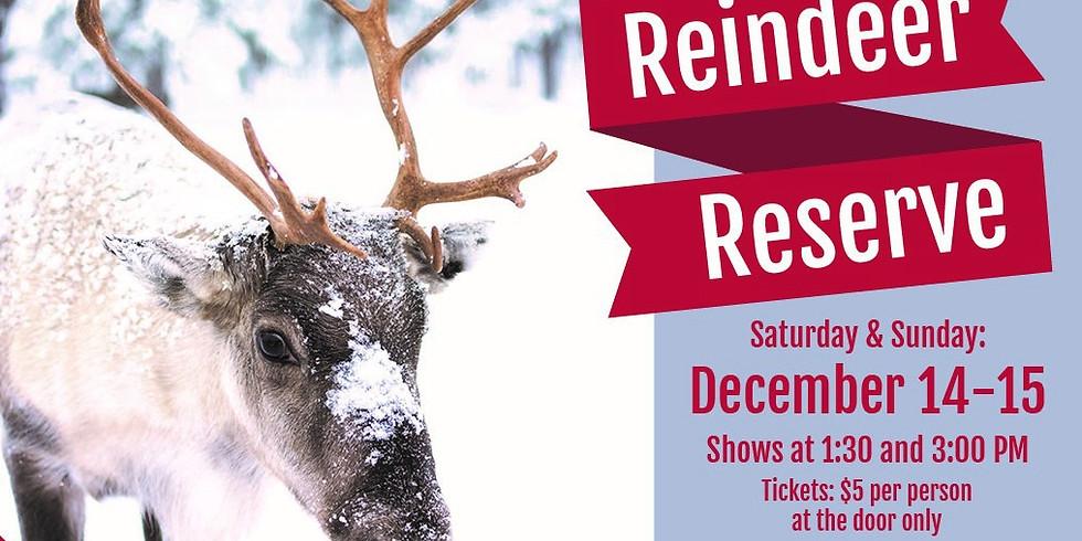 Science LIVE: Reindeer Reserve