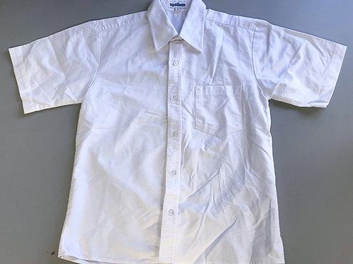 Chemise blanche manches courtes - Atipik