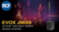 EVOX JMIX 8
