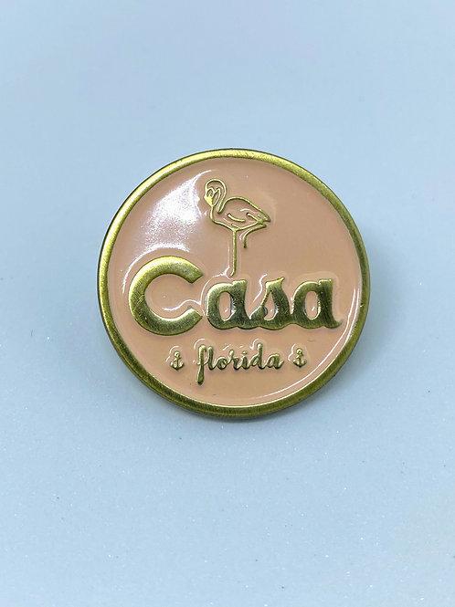 Casa Florida Pin