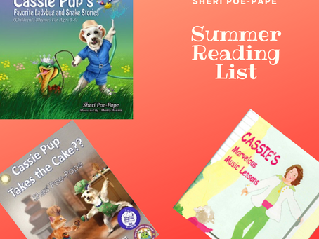 Some Late Summer Or Early Back To School Reading Fun!