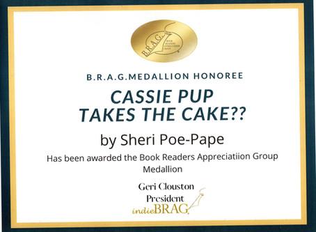 2020 B.R.A.G. Award Recipient