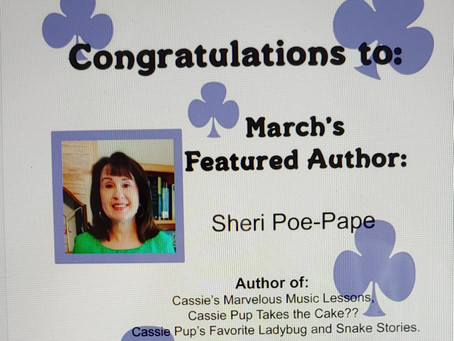 Sheri Poe-Pape's Latest Author Interview
