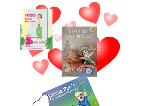 Happy Valentine's Day!  Thanks to all who bought a book(s) for their special one!